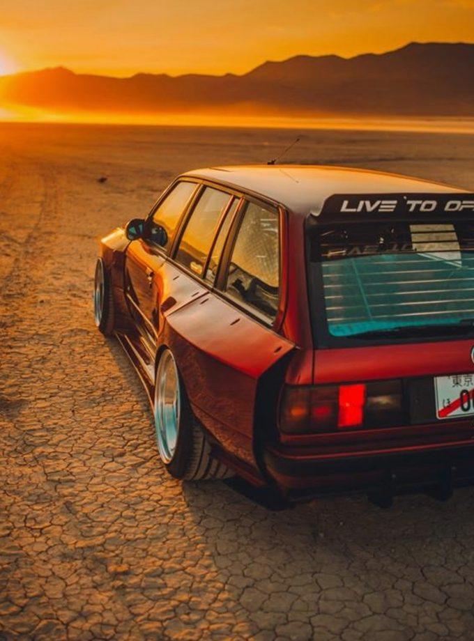 LTO E30 Wagon