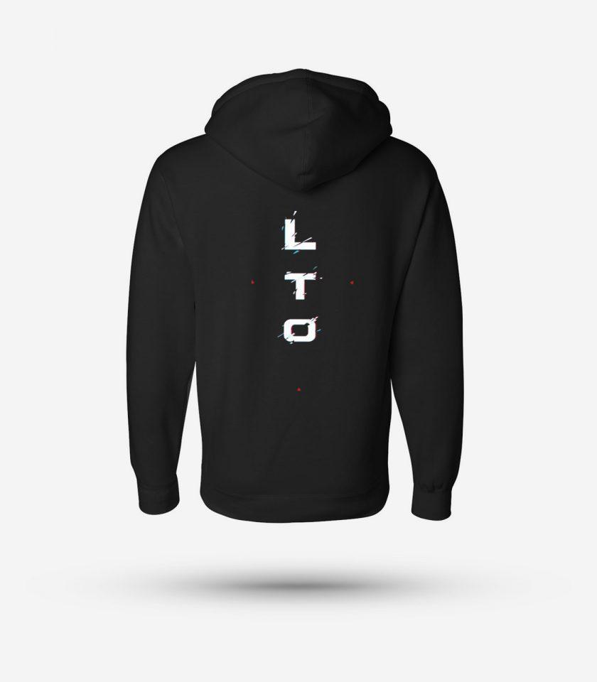 LTO Black Hoodie